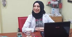 Dyt. Nuray Altınkum, Pandemide Oruç Tutarken Dikkat Edilmesi Gerekenler Hakkında Bilgi Verdi