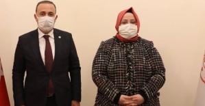 Osman Ören, Sosyal Koruma Kalkanı Kapsamında Siirt'e Verilen Destekleri Açıkladı