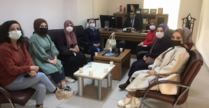 Siirt'te İkinci Kadın Kooperatifi Baykan İlçemizde Kuruldu