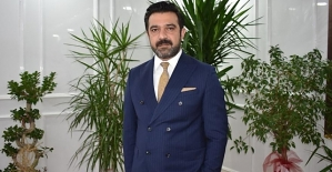AK Parti İl Başkanı Av. Ekrem Olgaç#039;ın...