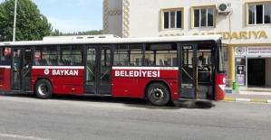 Baykan Belediyesine Otobüs ve İtfaiye...