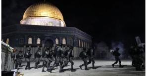 Türkiye Tefsir Akademisyenleri Platformu, İsrail'in Mescid-i Aksa'ya Yaptığı Saldırıyı Kınadı