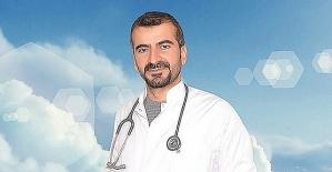 Dr. Haşim Güneş, Pandemide Kalbi...