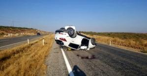 Siirt'te Trafik Kazaları Azaldı