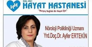 Yrd. Doç.Dr. Ayfer Ertekin, Uyku Apnesini...