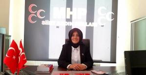MHP Kadın Kollarına Gülsüm Karasu...