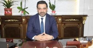 AK Parti İl Başkanı Av. Ekrem Olgaç'ın Kurban Bayramı Mesajı