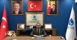 DEVA Partisi Siirt İl Başkanı Av.Umut Dayanan'ın Kurban Bayramı Mesajı