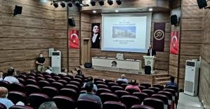 Siirt'te İl Göç Kurulu ve İnsan Ticareti İle Mücadele Kurulu Koordinasyon Toplantısı Yapıldı