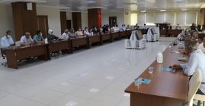 Vali Hacıbektaşoğlu, STK'larla Pandemi Toplantısı Yaptı