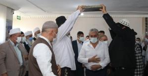 Vali Hacıbektaşoğlu, Alçı ve Adıyeke Ailesi Arasında Düzenlenen Barış Törenine Katıldı