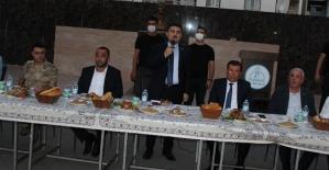 Baykan Kaymakamı / Belediye Başkan V. Mehmet Tunç'a Veda Yemeği Düzenlendi