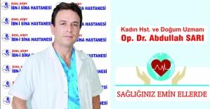 Dr. Abdullah Sarı'dan Sağlıklı Bir...
