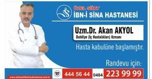 Dr. Akan Akyol'dan Tansiyon Kontrolü...