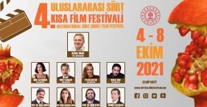 Siirt Uluslararası Kısa Film Festivalinde...