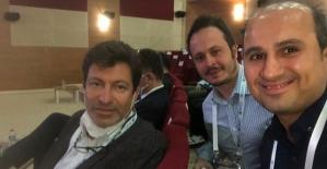 Dr. Öğretim Üyesi Aslan, Güney Doğu Anadolu Bölgesi Girişimsel Kardiyoloji Kongresine Katıldı