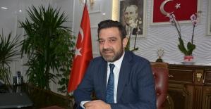 AK Parti İl Başkanı Av. Ekrem Olgaç'ın Mevlid Kandili Mesajı