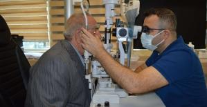 Dr. Şaban Kılıç'tan Göz Enfeksiyonunun Nedenleri ve Tedavi Yöntemleri
