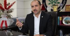 Eğitim Bir Sen Siirt Şube Başkanı Murat Şeker, Okullarda Personel İhtiyacı Arttı