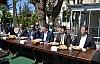 AK Parti Milletvekilleri Adayları Basınla Bir Araya Geldi