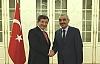 SESOB Başkanı Ayyıldız, Başbakan Davutoğlu'na Esnafın Sorunlarını Anlattı
