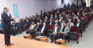Bakan Yardımcısı Tüfekci,16 Nisan Tek Adam Noktasından Çok Farklı Yere Geliyor