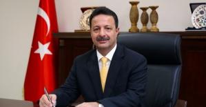 Rektör Erman'dan, Cumhurbaşkanımız Recep Tayyip Erdoğan'a Teşekkür