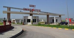 Siirt Üniversitesinde Güzel Sanatlar Fakültesi Kuruluyor