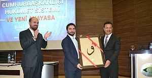 """Bilal Erdoğan, """"Al Gülüm Ver Gülüm Pazarlığı Yapıyorlardı"""""""