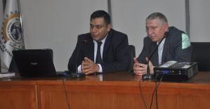 KOSGEB İl Müdürü Erkılıç, Siirt TSO'da Düzenlenen Girişimcilik Eğitimine Katıldı