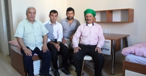 Kurtalanlı Hastaya Diyarbakır Büyükşehir Belediyesi Kapılarını Açtı