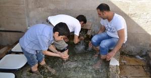 Babudarp Camii Ramazan'da Vatandaşların Gözde Yeri