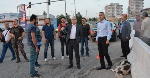 Vali Tutulmaz, Orucunu Görev Başındaki Polislerle Birlikte Açtı