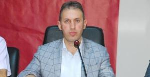 """AK Parti İl Başkanı Çalapkulu'dan """"15 Temmuz Şehitlerini Anma, Demokrasi ve Milli Birlik Günü"""" Mesajı"""
