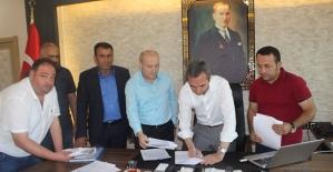 Eruh Belediyesi ile Belediye-İş Sendikası Arasında Toplu İş Sözleşmesi İmzalandı
