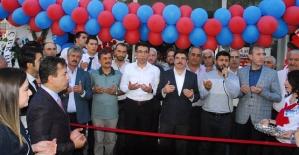 İbn-i Sina Hastanesinin Açılışı Yapıldı