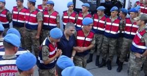 110'u Tutuklu 320 Eski Askerin Yargılanmasına Devam Edildi