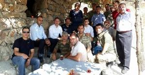 AK Parti İl Başkanı Çalapkulu, Ormanbağı Köyünü Ziyaret Etti