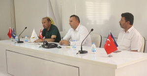 Başkan Karaatay, Esnafla Toplantı Yaptı