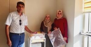 Pervarili Misafir Anne Siirt Devlet Hastanesinde Doğum Yaptı