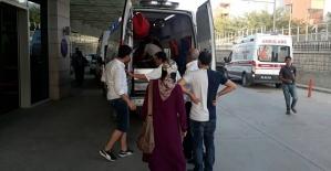 Yolcu Minibüsü İle Kamyonet Yarpıştı: 12 Yaralı