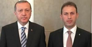 Başkan Çalapkulu,Siirt'in Sorunlarını Recep Tayyip Erdoğan'a İletti