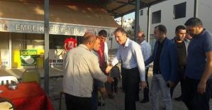 AK Parti İl Başkanı Çalapkulu,Eruh İlçemizi Ziyaret Etti