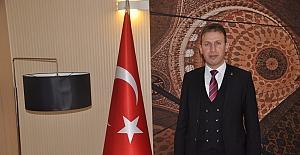 AK Parti İl Başkanı Fuat Özgür Çalapkulu'nun Cumhuriyet Bayramı Mesajı