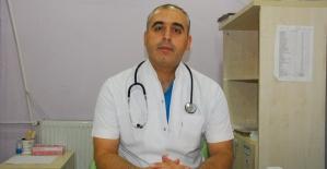 İç Hastalıkları ve Yoğun Bakım Uzmanı Dr. Mehmet Nezir GÜLLÜ, Özel Siirt Hayat Hastanesinde