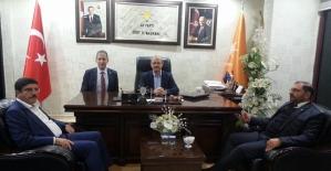 AK Parti Genel Başkan Yardımcısı Ahmet Sorgun, Çalapkulu'yu Ziyaret Etti