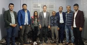 Başkan Çalapkulu, Bocce Balkan Şampiyonu Şenay İder'i Ziyaret Etti