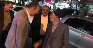 Başkan Çalapkulu,Esnaf ve Taziye Ziyaretlerinde