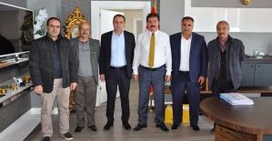 """Başkan Özcan,""""Pervari'nin Makus Tarihi Değişiyor"""""""