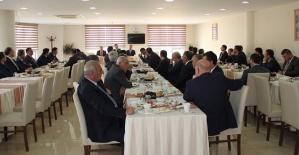 Rektör Erman, İdari Birim Yöneticileriyle Kahvaltıda Buluştu